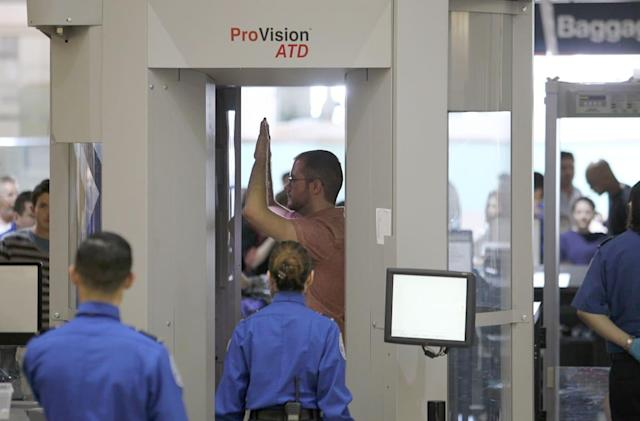 Court orders TSA to set rules for full-body airport scanners