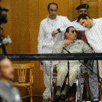 Egypt's ex-president Hosni Mubarak dead at 91