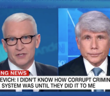'Frankly it's bulls***': CNN anchor boils over in interview with corrupt politician pardoned by Trump