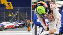'Really bad': Mick Schumacher and teammate in disastrous F1 debut