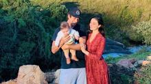 Isis Valverde desabafa sobre distância do filho pequeno: 'Dor'