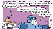 ¡Comprobado! Esta es la variante del virus que se originó en México