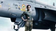 Kangana Ranaut Reveals Still From Tejas As A Brave Air Force Pilot; Shooting To Begin In December