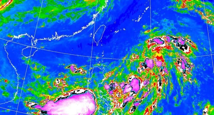 第5號颱風薔蜜 最快今天形成