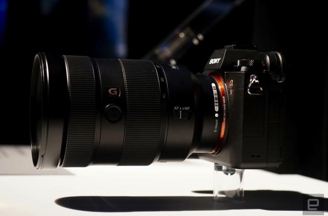 Sony hopes its full-frame A9 makes pros forget about DSLRs