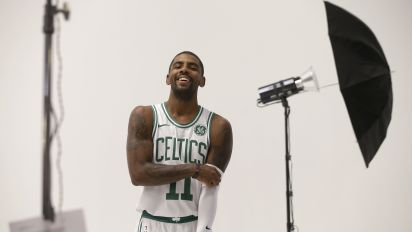 Kyrie wants 'open conversation' on flat Earth