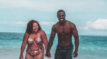 Woman shares what it's like to have a different body type from her husband