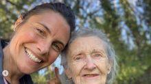 Alessandra Sublet vous présente sa mamie Jeanine de 92 ans