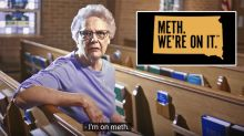 Why this 'tone deaf' anti-meth campaign has sparked debate