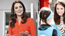 凱特王妃積極參與反欺凌活動全因自身經歷?自信笑容背後原來曾受欺凌之苦⋯⋯