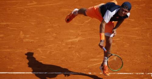 Tennis - ATP - Monte-Carlo - Lucas Pouille : «Il m'a manqué de mieux servir»