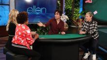 Ellen DeGeneres Is Left Speechless By 'America's Got Talent' Winner Shin Lim
