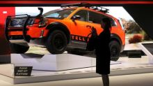 Major automakers fear Trump 'grenade' - imposing U.S. auto tariffs