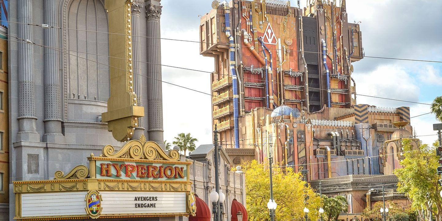 Disney Is Building a Full-Fledged Marvel Land...and It's Coming SOON