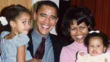 Barack Obama opens up about parenting in sweet tribute: 'There's no place in the world I'd rather be than with Miche and our girls'