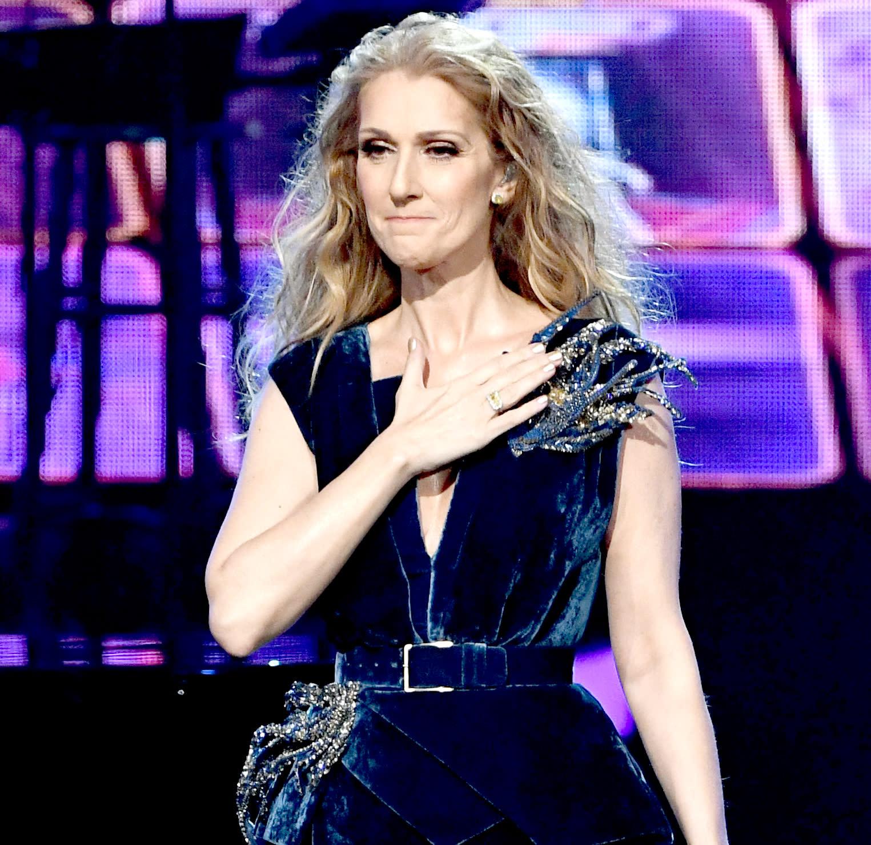 Celine Dion breaks down during Las Vegas show | New Idea