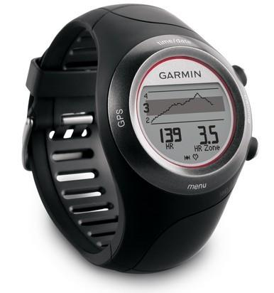 Garmin updates GPS watch line with Forerunner 210 and 410, data-craving runners rejoice