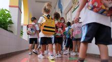 Sólo un 8% de los menores con covid transmiten la enfermedad