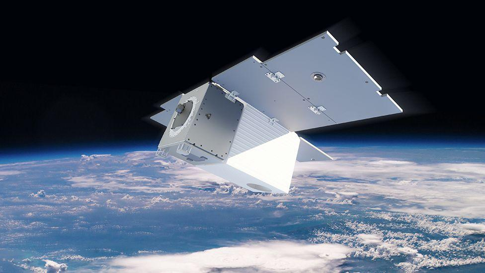 Carbon Mapper satellite network to find super-emitters