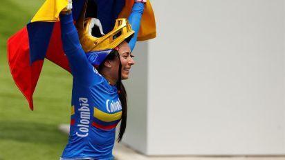 Colombia y el BMX prolongan su idilio en los Juegos Olímpicos