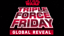 Rey, Finn, Poe, Lando, Chewie and other 'Star Wars' stars to unveil all the new merch on 'Triple Force Friday'