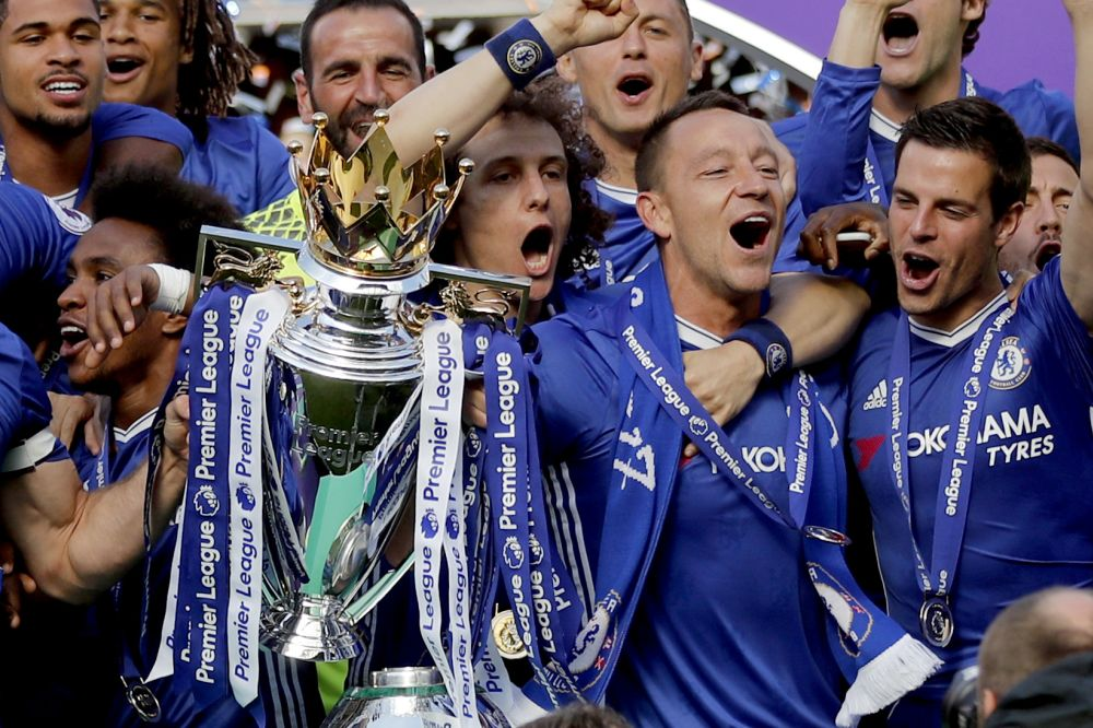 Terry signed off with a Premier League win