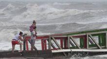 Hurricane Hanna lashes south Texas coast, already beset by COVID