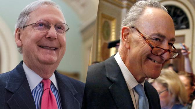 Trump signs bill ending U.S. govt. shutdown