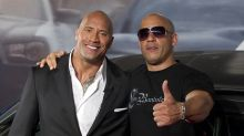 Dwayne Johnson y Vin Diesel no entierran el hacha de guerra