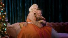 Gwen Stefani and Blake Shelton Are All Loved Up in Romantic Christmas Music Video