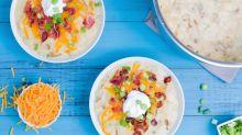 25 Perfect Potato Soups