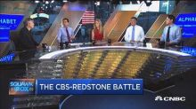 CBS-Viacom battle continues