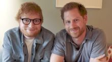 'GINGERS UNITE': Prince Harry And Ed Sheeran's Spoof Video Is Royally Hilarious