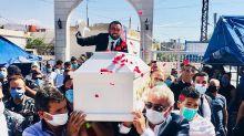 Dolor en Beirut: la novia que no pudo llegar a su boda por culpa de la explosión