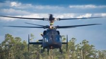 Sikorsky-Boeing SB 1 DEFIANT™ Helicopter Achieves First Flight