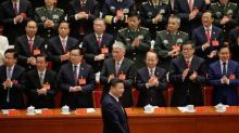 China's President Xi says will build a 'clean and clear' internet space