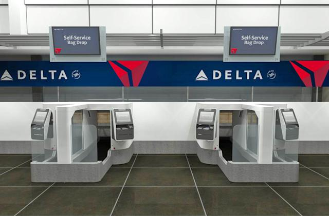 Delta will test face-scanning for checked baggage this summer (updated)