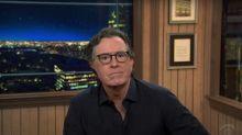 Stephen Colbert: 'Republican senators have no honor'