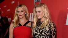 Reese Witherspoon, eclipsada por su hija Ava en Los Ángeles