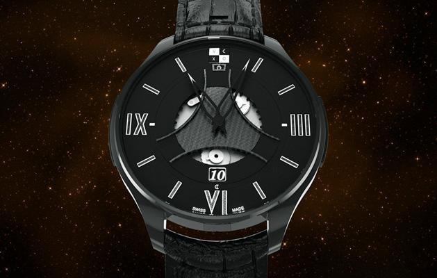 For $10,000, here's a mechanical watch you'll never have to set
