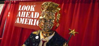 What pandemic? CPAC crowd jeers mask request
