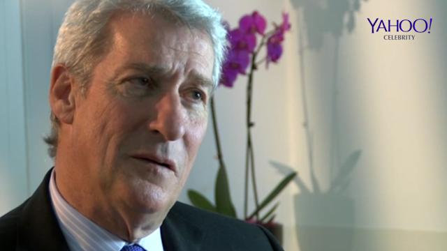 Jeremy Paxman's quitting Newsnight