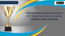 EcoEnergy Receives 2017 Global Leadership Award