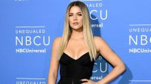 Khloé Kardashian Flaunts Hourglass Figure in Skintight Yeezy Style at 4th of July Party