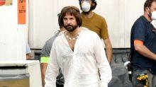 Bradley Cooper Rocks 1970s Look on Set For New Paul Thomas Anderson Movie
