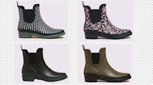 We predict these chic and affordable M&S wellies will sell out fast