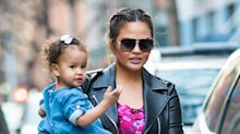 Chrissy Teigen Says Daughter Luna Is Already Obsessed With Makeup and Nail Polish