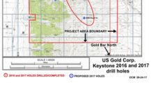 Following Encouraging Drill Results, U.S. Gold Corp. Plans Additional Autumn Drill Program on the Keystone Project in Nevada