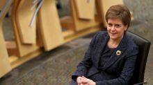 Scotland 'absolutely intent' on hosting Euro 2020, says Sturgeon