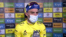 Cyclisme - Tour de France : Alaphilippe : «Une belle journée pour profiter du maillot»